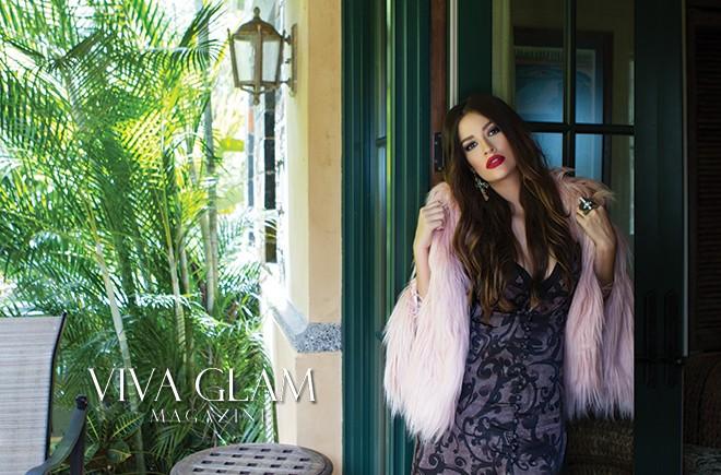 pamela francesca viva glam magazine costa rica cashmere hair