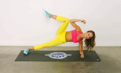 Stay Toned While Traveling The 20 Minute Hotel Room Workout-viva glam magazine-christine bullock-fitness-travel-Side Plank Trio 9