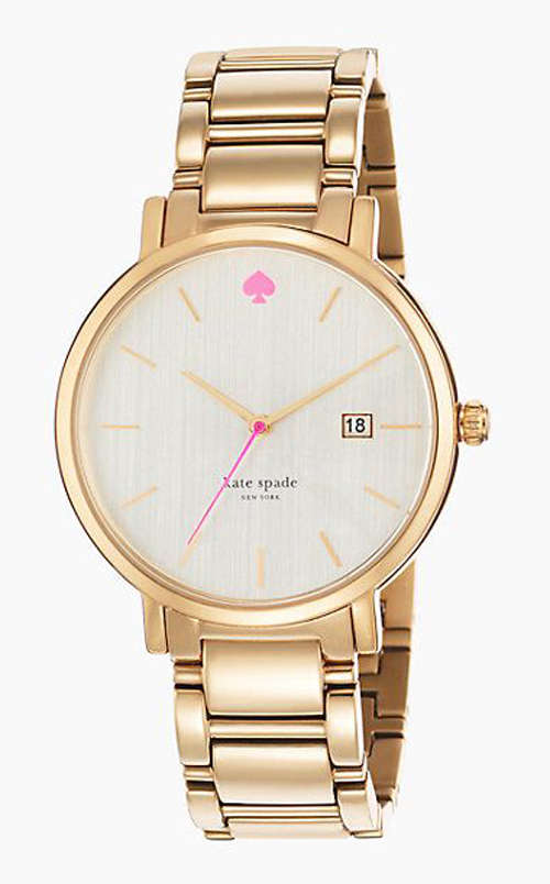feminine watches Kate Spade