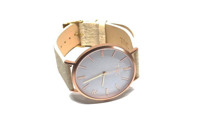 feminine watches tivc
