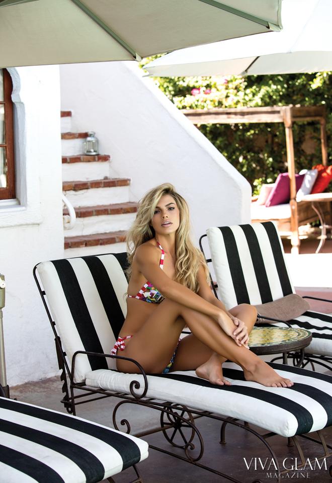 paige in bikini