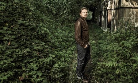 leo in forest The Leonardo DiCaprio Foundation Awards Largest Ever Portfolio of Environmental Grants! main image