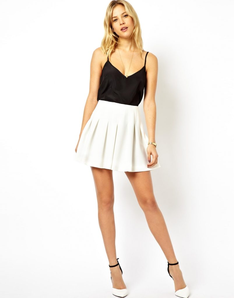 asos-pleated-mini-skirt-60s-fashion-trend-style