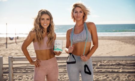 karena and katrina, influencer, fitness