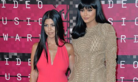 Everything You Need to Know About Kylie and Kourtney's Makeup Line Collaboration