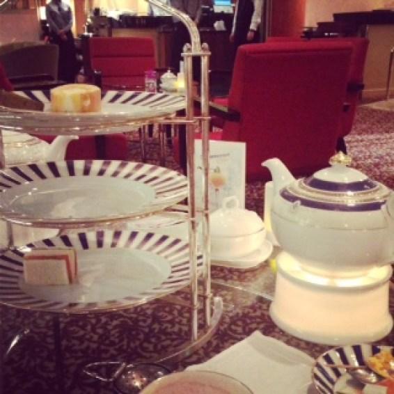 afternoon tea @Swissotel Namba Osaka