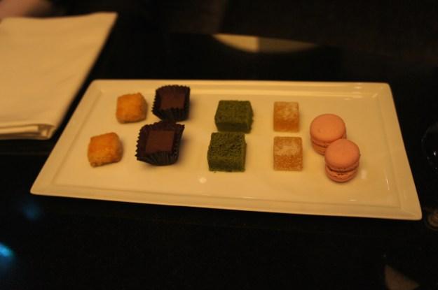 Michelin Restaurant in Osaka : La Fete Hiramatsu