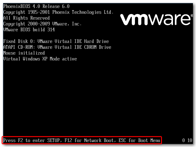 vmwareBIOS