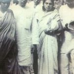 Gandhi's close associates and biographers, Pyarelal and and his niece Sushila Nair