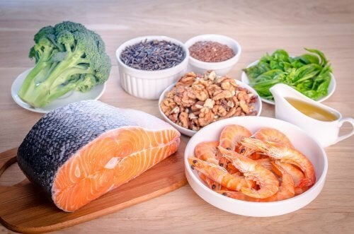 salmone-verdure-gamberetti pressione arteriosa