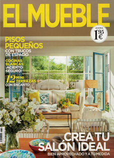 El-Mueble interiorismo-barcelona portada Julio-2016