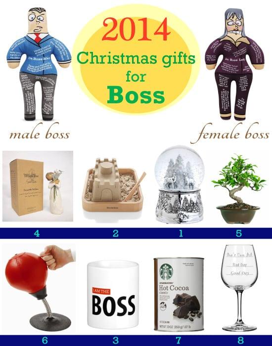 Christmas gift ideas for boss female
