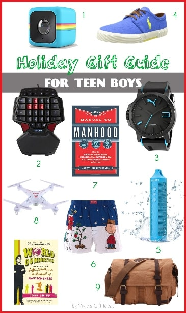 Christmas Gift Ideas For A Teenage Guy