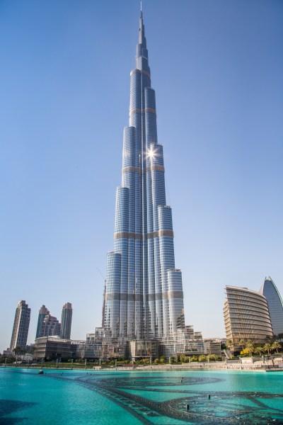 Burj Khalifa | VISIT ALL OVER THE WORLD