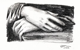 Mon Salai's Hand