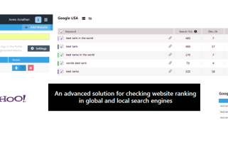 Review of SE Ranking – Keyword Rank Tracking