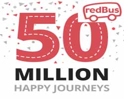 RedBus Promo Codes Coupons Offers Oct - Get 10% Off + Rs. 100 Cashback