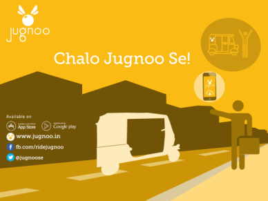 Jugnoo Freecharge Offers - Get Flat 100% Cashback on Two Rides