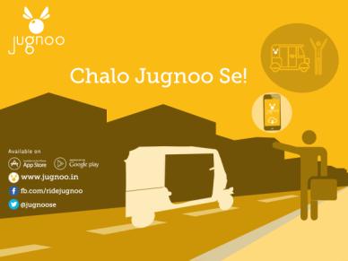 Jugnoo Freecharge Offer - Get Flat 50% Cashback on Rides