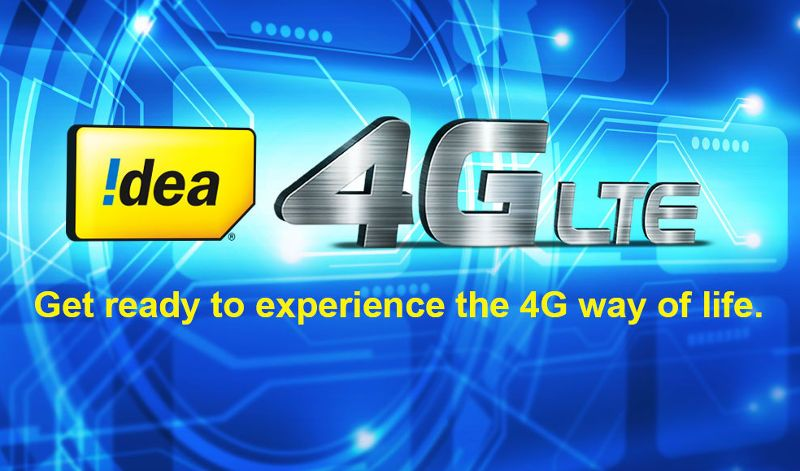Idea Unlimited 4G Internet Plan at Rs. 1 for 1 Hour