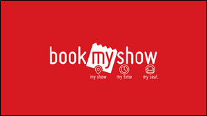 BookMyShow Gift Card Vouchers at Flat 25% Off on AmaZon