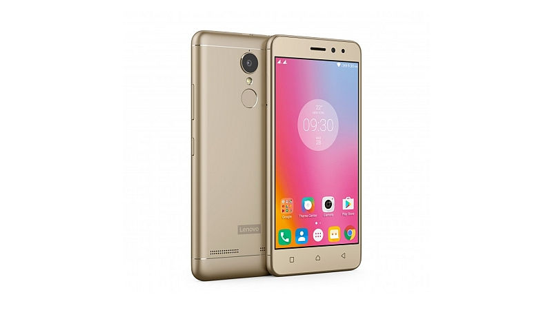 Lenovo K6 Power Mobile Phone Feature & Specifications (Flash Sale Steps)