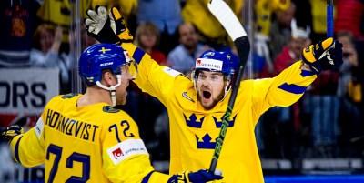 Sverige till final i hockey-VM! - Hockey-VM 2019 i Slovakien