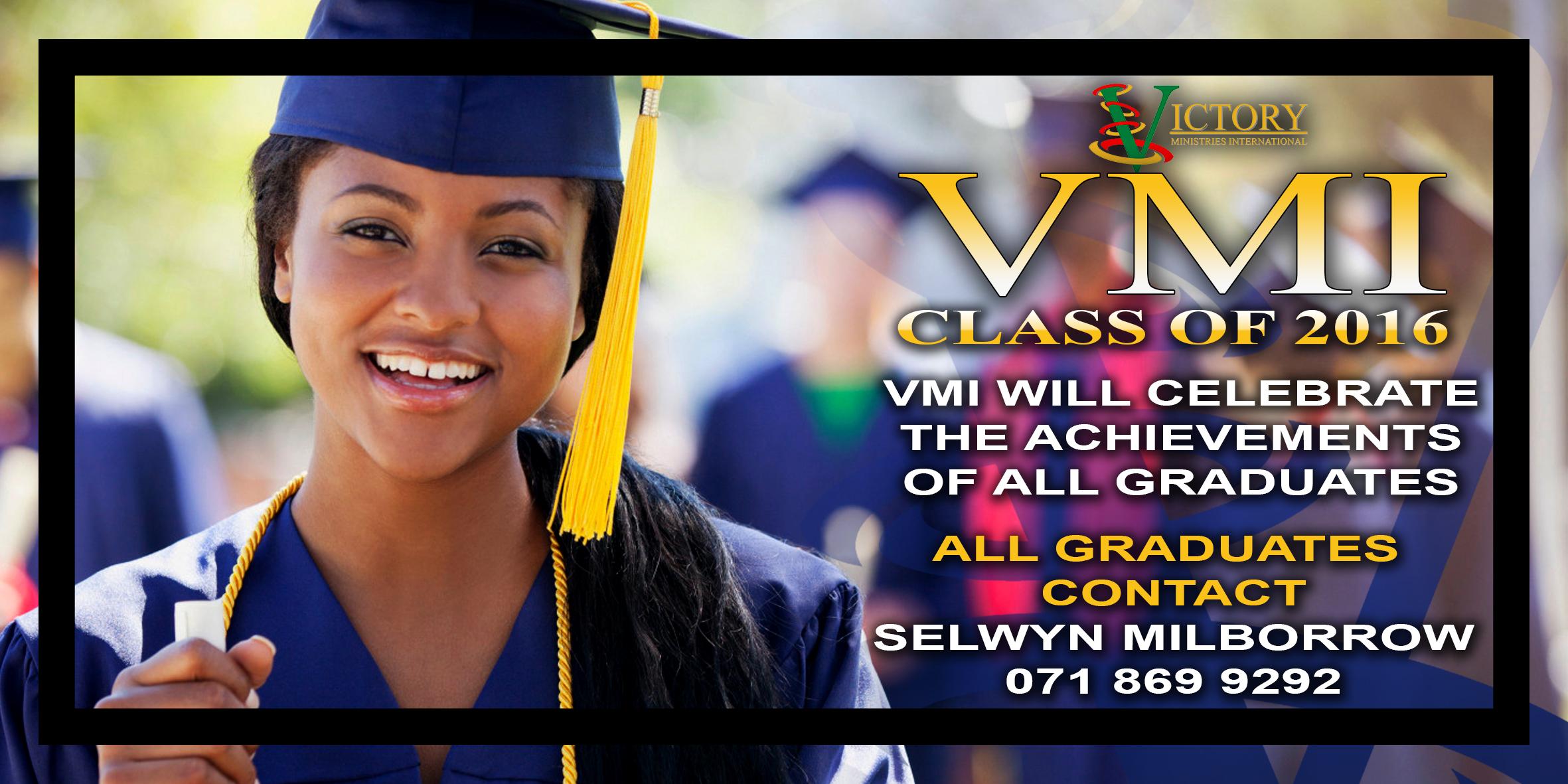 VMI-Graduates