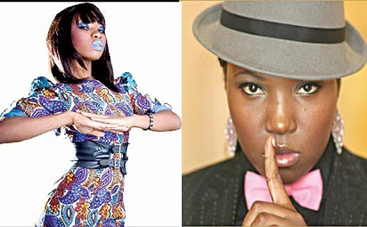 Mocheda Top 7 queens of the Nigerian music industry