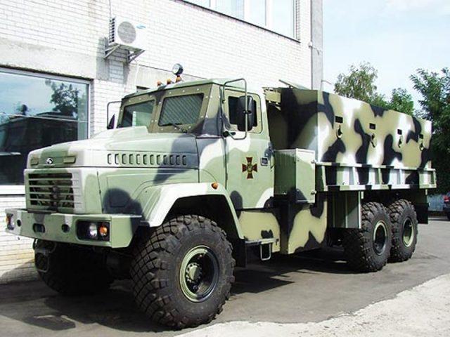 KрАЗ-6322