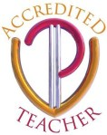 The new Vocal Process Accredited Teacher badge