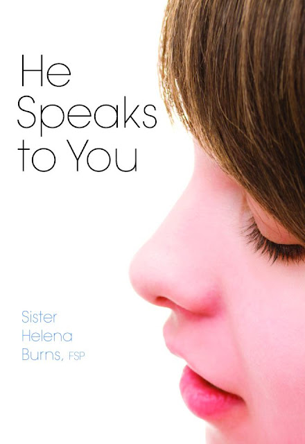 HE SPEAKS TO YOU COVER