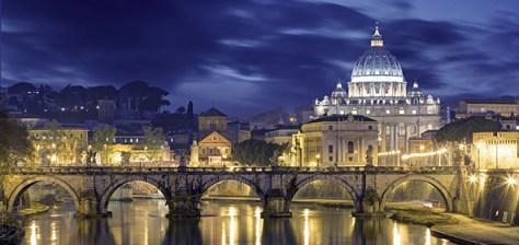 rome-at-dusk-itinerary