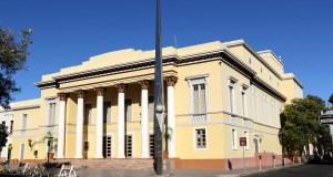 Teatro La Perla en Ponce.