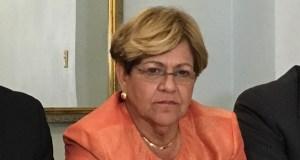 La Alcaldesa de Ponce María Meléndez Altieri.