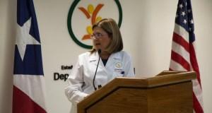 La secretaria del Departamento de Salud Ana Ríus.