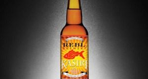 Kasiri es una cerveza artesanal local confeccionada en Utuado.