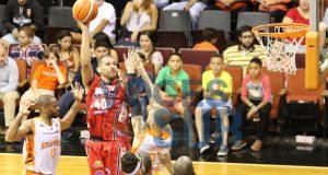 Ángel Daniel Vassallo fue nombrado hoy el Jugador Más Valioso del Baloncesto Superior Nacional.