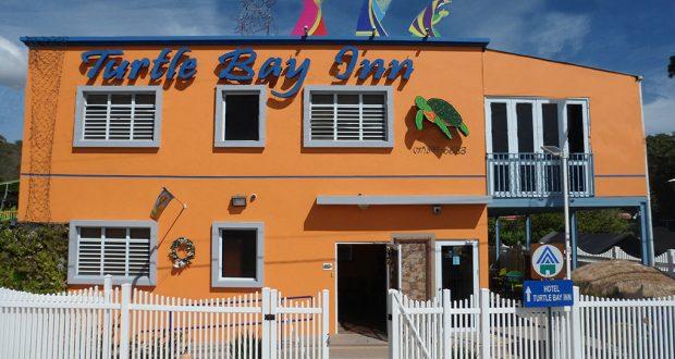 El Parador Turtle Bay Inn celebró en abril pasado su séptimo aniversario.
