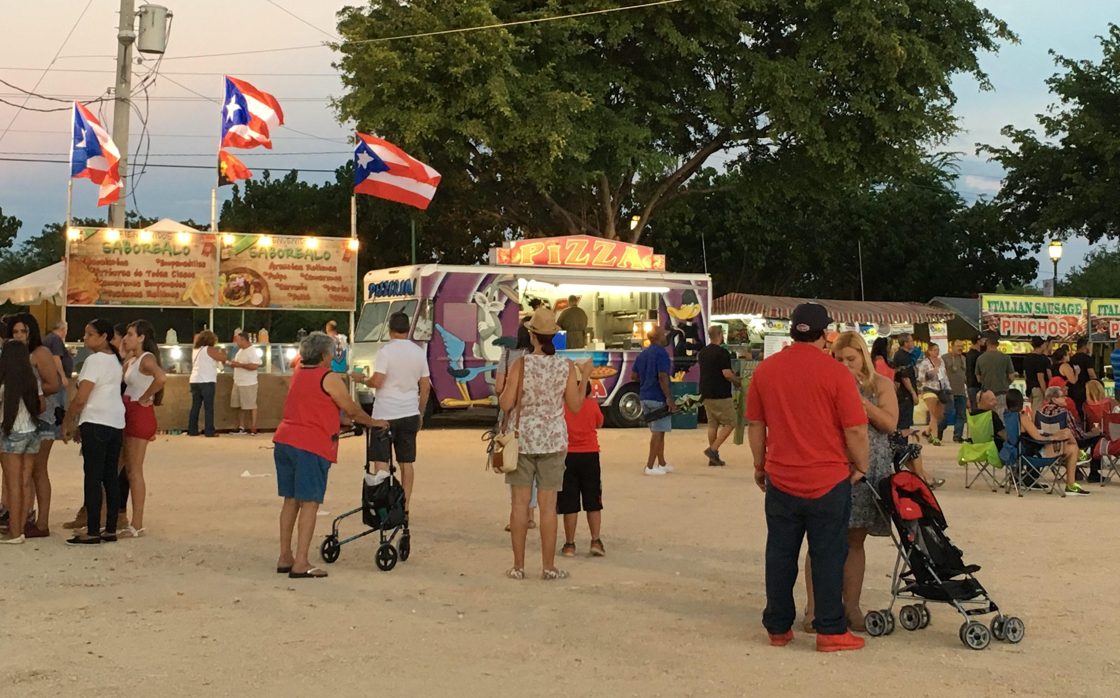 Festival Internacional del Mojo Isleño