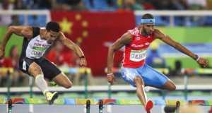 Javier Culson ha participado en tres Juegos Olímpicos.