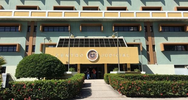 Centro Judicial de Ponce. (Voces del Sur)