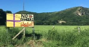 comunidad Tallaboa, cerca de la entrada a los vertederos de este pueblo. (Voces del Sur)