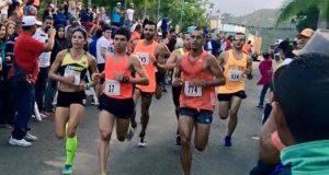 Beverly Ramos fue la primera puertorriqueña en cruzar la meta en la edición 54 del Medio Maratón San Blas con tiempo de 1:16:07.