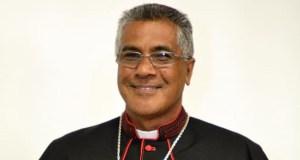 El maunabeño Eusebio Ramos Morales es el nuevo obispo de Caguas. (Facebook / Diócesis de Fajardo-Humacao)