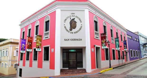 Museo de la Historia de San Germán. (Facebook / Museo de la Historia de San Germán MHISA)