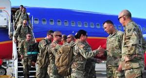 La brigada estuvo casi un año en Honduras. (Suministrada / Guardia Nacional de Puerto Rico)