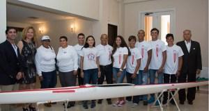 El Primer Circuito Acuático Nacional es auspiciado por las federaciones de canotaje, natación, remo, triatlón y vela. (Comité Olímpico de Puerto Rico / Mariana Rosado)
