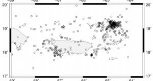 De acuerdo al informe de actividad sísmica se reportaron 518 sismos durante el mes de abril en la región de Puerto Rico e Islas Vírgenes.