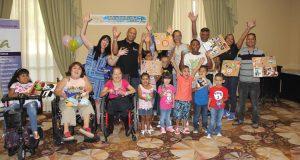 Los integrantes de la Fundación Go Gogo y varias entidades organizaron una escapada donde niños y niñas con fallo renal pudieron tener un respiro y disfrutar de una tarde de diversión.